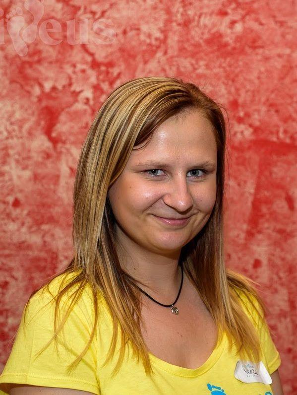 Veronika Benešová pomáhá s léčbou Pes Equinovarus